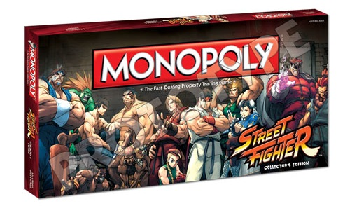 Monopoly Street Fighter Collector's Edition Sf_monopoly