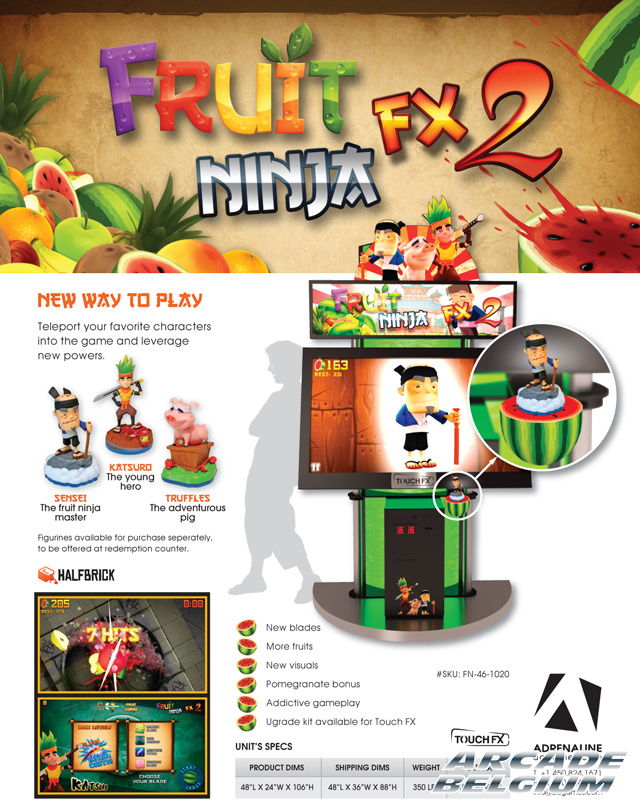 Fruit Ninja FX 2 Fnfx2_fly