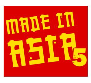 Made in Asia 5 Mia5