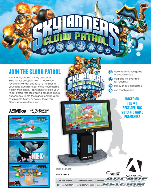 Skylanders Cloud Patrol Slcp_fly