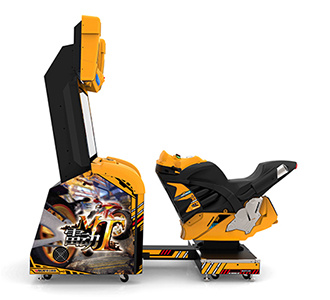 Storm Rider Sr02