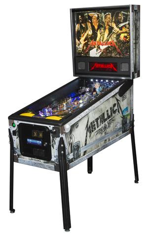 [Pinball] Metallica Pinmet02