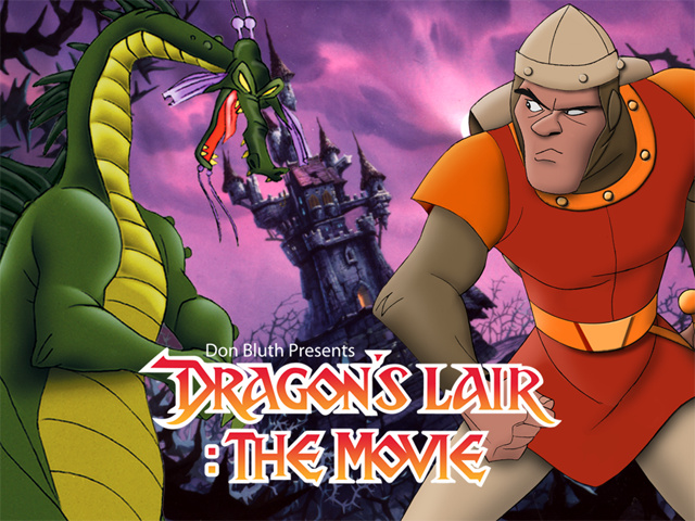 [Movie] Dragon's Lair: The Movie Dlm_00
