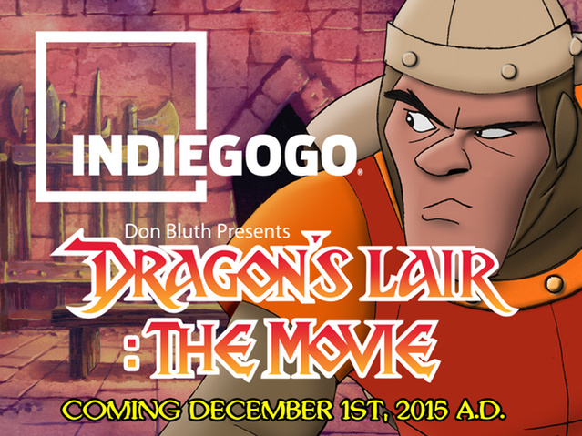 [Movie] Dragon's Lair: The Movie Dlm_01
