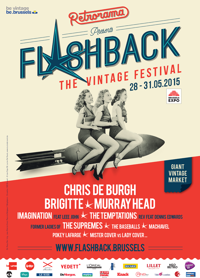 Flashback (28-31/05/2015 - Brussels Expo) Flashback_poster