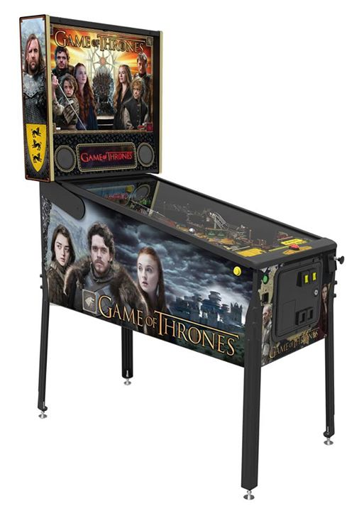 [Pinball] Game of Thrones Got_02