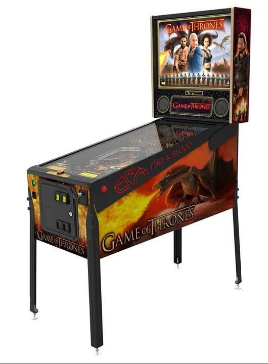 [Pinball] Game of Thrones Got_03