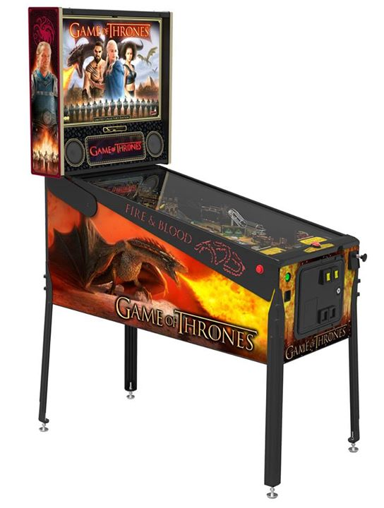 [Pinball] Game of Thrones Got_04