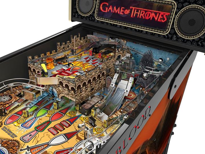 [Pinball] Game of Thrones Got_08