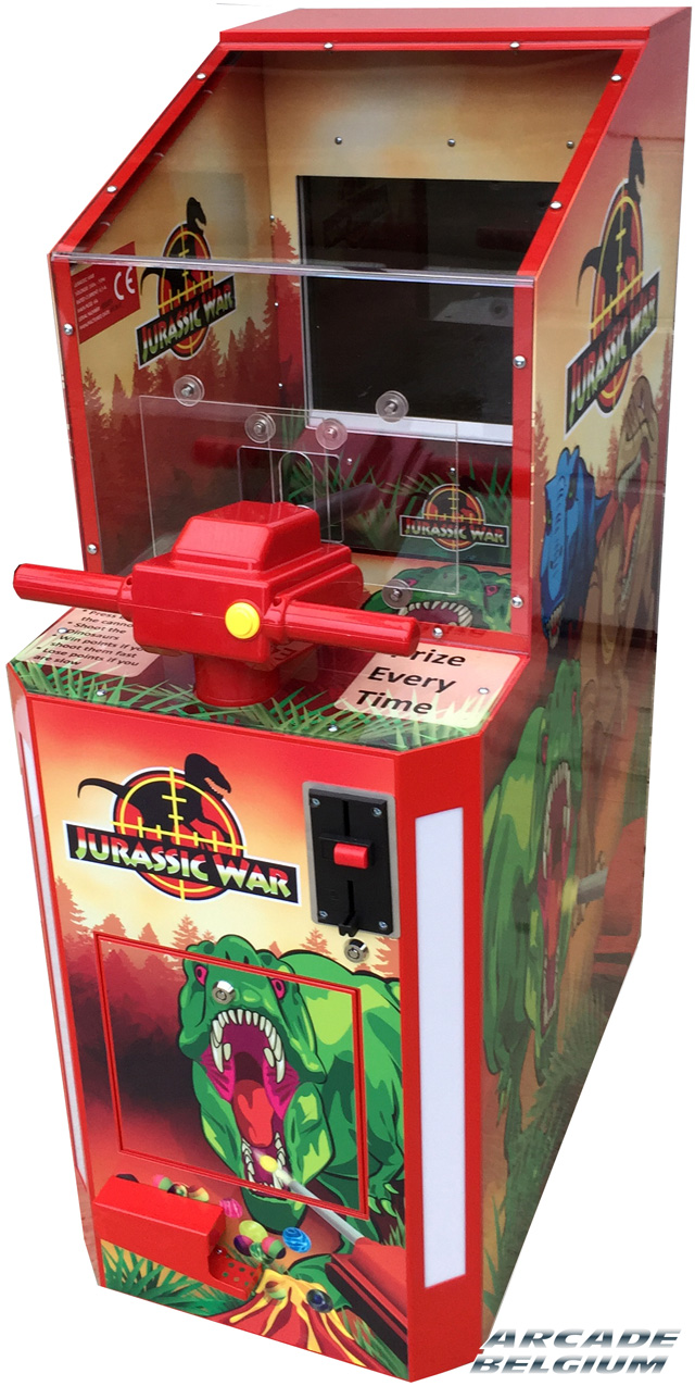 Jurassic War Jurwar01