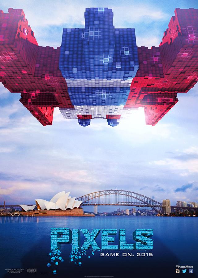 [Movie] Pixels Pixels05