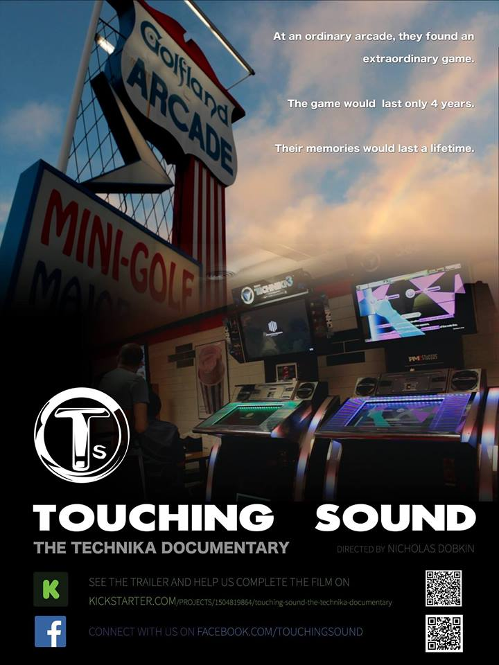 Touching Sound: The Technika Documentary Tsdocad