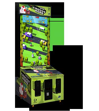 Crossy Road Arcade Cra_cab