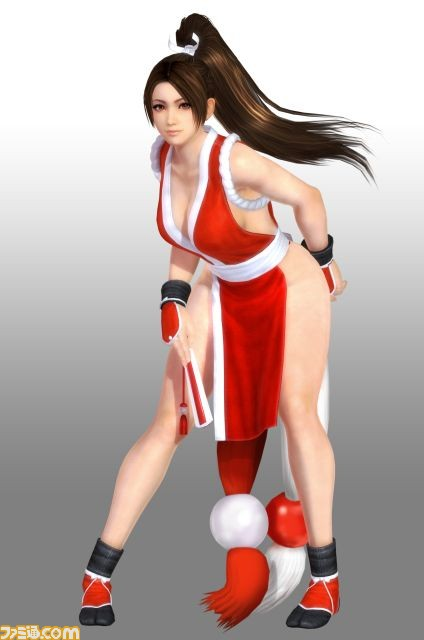 Dead or Alive 5 Ultimate: Arcade Daou_10