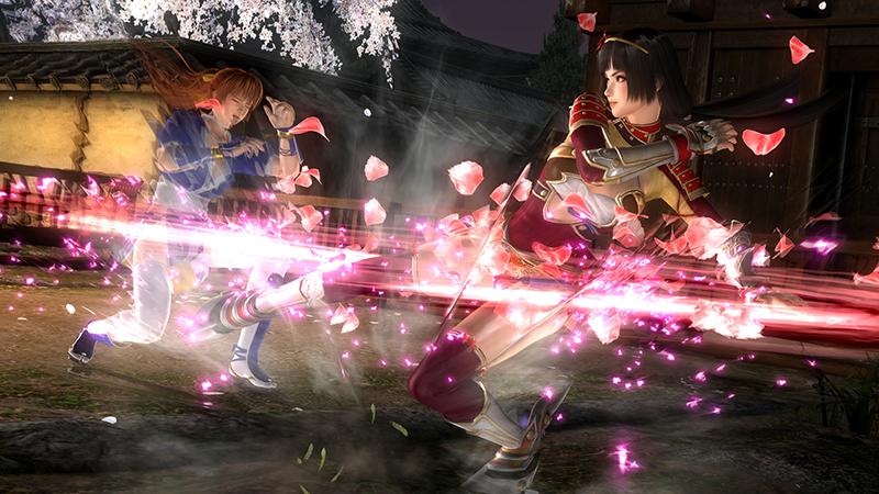 Dead or Alive 5 Ultimate: Arcade Naotora_02