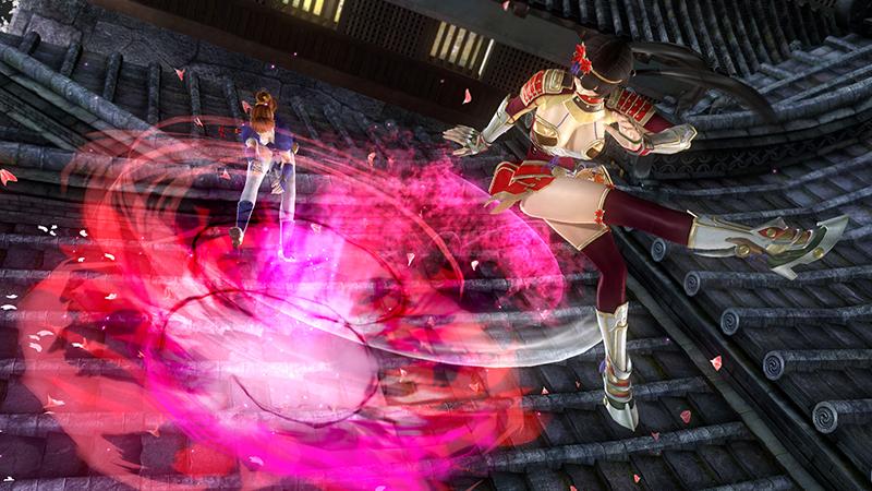 Dead or Alive 5 Ultimate: Arcade Naotora_04