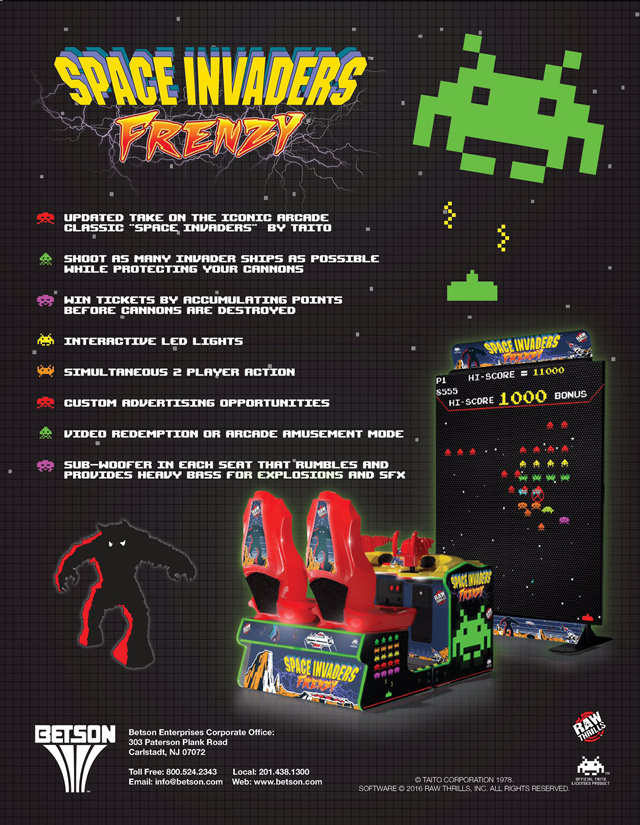 Space Invaders Frenzy Sif_01