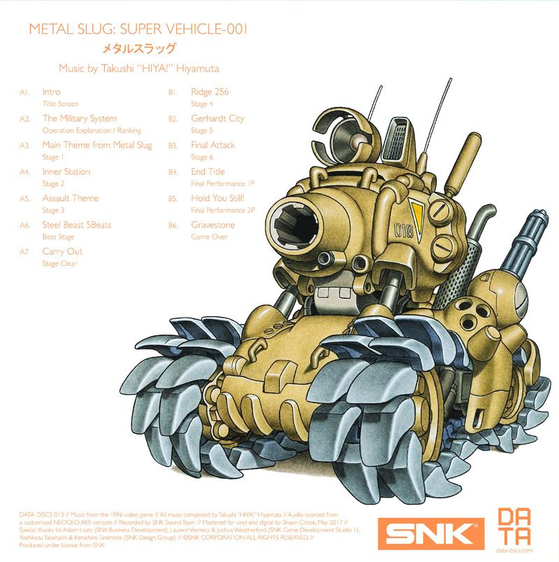 Metal Slug: Super Vehicle-001 vinyl soundtrack   Dd_ms_07