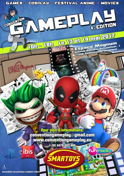 Arcade Belgium Tour 2017  Gameplay6