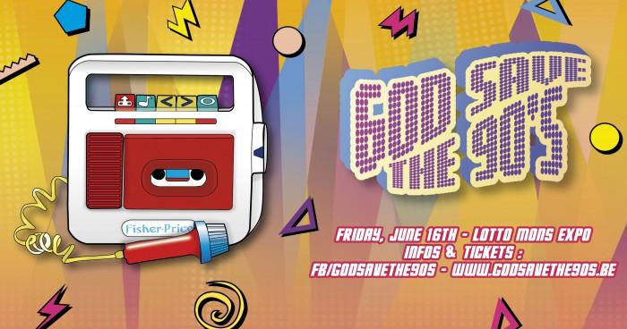 Arcade Belgium Tour 2017  Godmons3