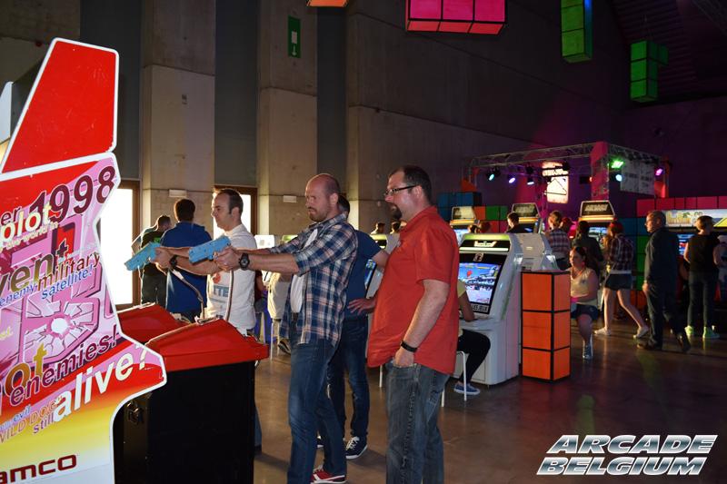 Arcade Belgium Tour 2017  Godsavemons17_06