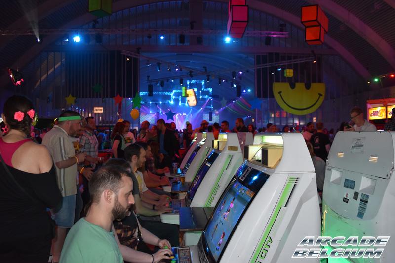 Arcade Belgium Tour 2017  Godsavemons17_24