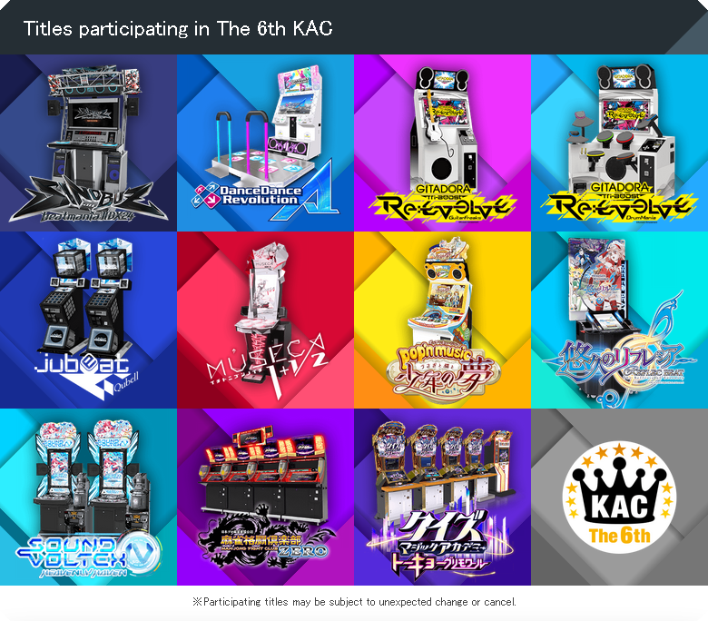 The 6th Konami Arcade Championship Kac6_01
