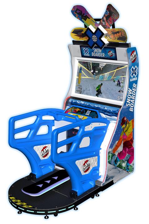 X Games Snow Boarder Xgsb_01