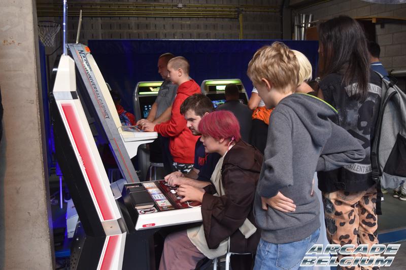 Arcade Belgium Tour 2018 A4g184