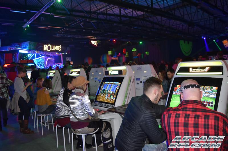 Arcade Belgium Tour 2018 Godciney2_3