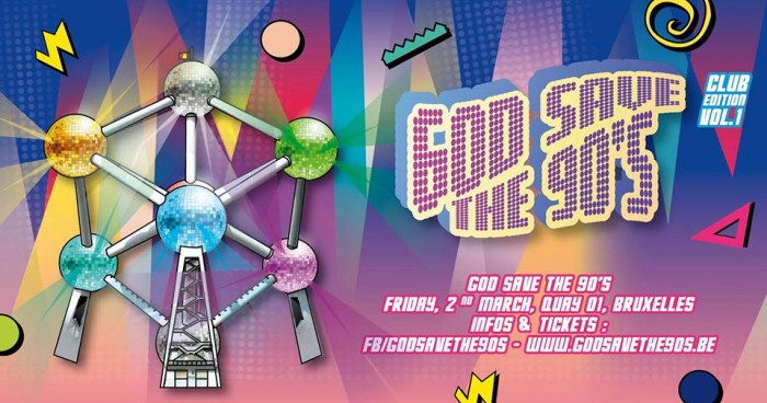 Arcade Belgium Tour 2018 Godsclub1