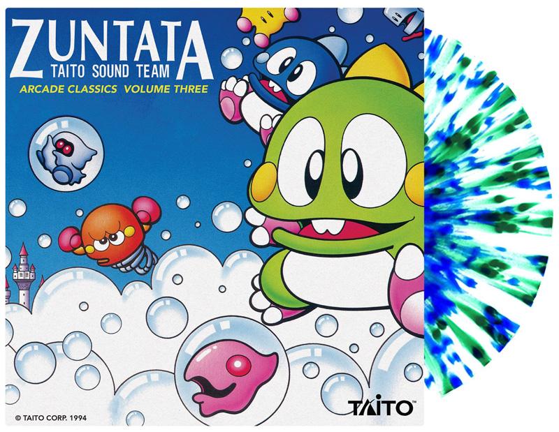Zuntata Arcade Classics Volume Three Zacvol3