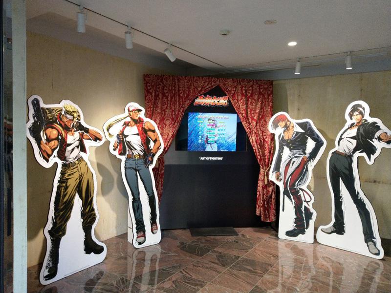 Garou Densetsu - Art of Fighting Art Exhibition Aofex_04
