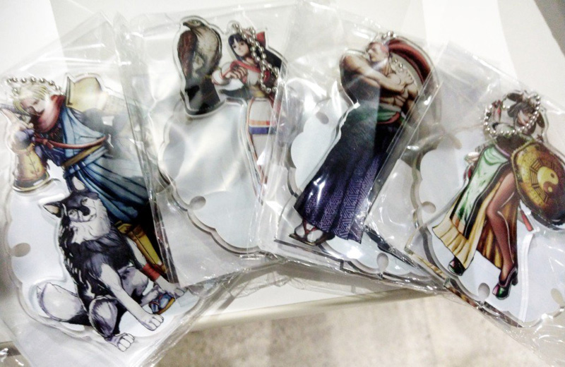 Garou Densetsu - Art of Fighting Art Exhibition Aofex_06