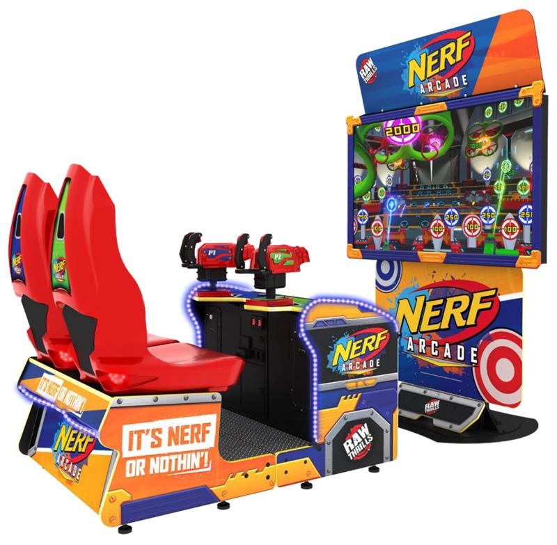 Nerf Arcade Nerf_01