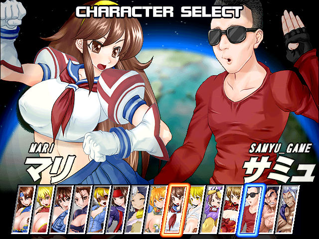 Strip Fighter 5 Abnormal Edition Sf5ae_02